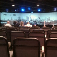Photo taken at ONEchapel by Paul S. on 4/22/2012