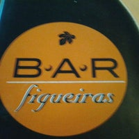 Photo taken at Bar Figueiras by Suzana M. on 2/15/2012