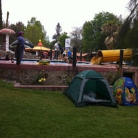 Photo taken at Balneario Paraiso Alteño by Erick V. on 4/5/2012