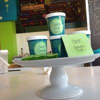 Photo taken at eCreamery Ice Cream & Gelato by Joe C. on 5/18/2012