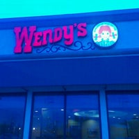 Photo taken at Wendy's by randall e. on 4/10/2012
