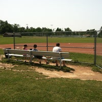 Photo taken at Volunteer Firemans Park by Karen N. on 6/19/2012
