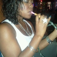 Photo taken at X-Hale Hookah Lounge by Shay R. on 7/22/2012