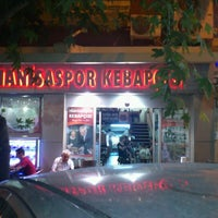7/14/2012 tarihinde Efe İ.ziyaretçi tarafından Manisaspor Kebapçısı'de çekilen fotoğraf