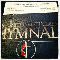 7/8/2012 tarihinde Daniel S.ziyaretçi tarafından Wynnton United Methodist'de çekilen fotoğraf