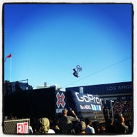 Photo taken at X Games Los Angeles 2012 by Kutcher M. on 7/2/2012