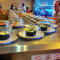 Photo taken at Sushi King by Raja Azlan P. on 8/13/2012
