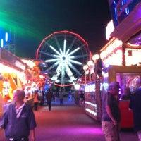 Photo taken at Luna Park Port Leucate by Marion H. on 7/15/2012