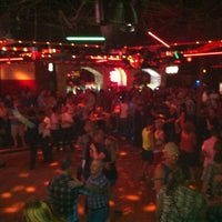Photo taken at Round-Up Saloon and Dance Hall by Korin M. on 7/28/2012