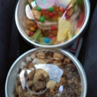 Photo taken at Yogurtime by Tiffany M. on 4/16/2012