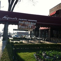 Photo taken at Alfonso's Pastry Shoppe by Salvatore A. on 3/20/2012