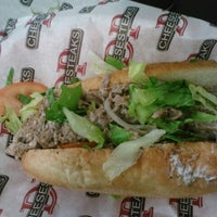 Photo taken at DP Cheesesteaks by Brandon W. on 7/6/2012