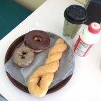 Photo taken at Frosty's Donuts & Coffee Shop by Dave C. on 8/22/2012