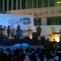 Photo taken at Jajan Jazz - Teras Kota by Eko P. on 2/18/2012