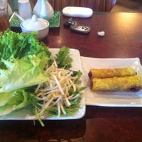 Photo taken at Huynh Restaurant by Kim T. on 9/12/2012