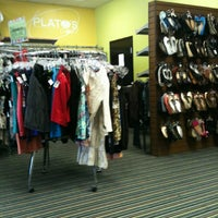 Photo taken at Plato's Closet by Cyran H. on 3/2/2012