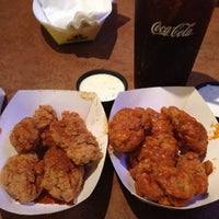 Photo taken at Buffalo Wild Wings by Joe M. on 7/6/2012