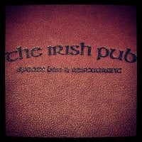 Photo taken at The Irish Pub by Bruno R. on 3/3/2012