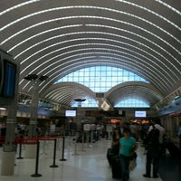 Photo taken at San Antonio International Airport (SAT) by Traci M. on 7/2/2012