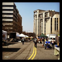 Photo taken at Arlington Farmers Market by Timur T. on 3/17/2012