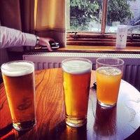 Photo taken at Laichmoray Hotel by Iain F. on 6/1/2012
