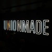 Photo taken at Unionmade by Justin Y. on 5/6/2012
