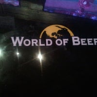 Photo taken at World of Beer by Herb J. on 6/11/2012