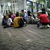 Photo taken at SMAK BPK Penabur National Plus by Wyke H. on 2/17/2012
