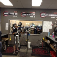 Photo taken at Mad Dog Cycles by Ben B. on 5/29/2012