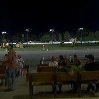 Photo taken at Saratoga Casino and Raceway by Alyssa C. on 7/28/2012