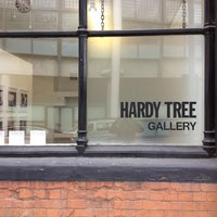 Photo taken at Hardy Tree Gallery by José C. on 6/24/2012