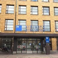 Photo taken at Kirjasto 10 by DM on 9/10/2012