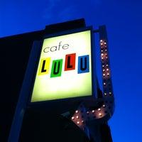 Photo taken at Lulu Cafe by Robert K. E. on 8/19/2012