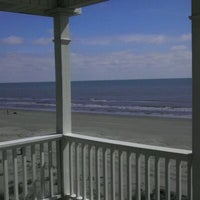 Photo taken at The Waymire Beach House by Maurice P. on 2/19/2012