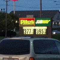 Photo taken at Pilot Travel Center by Danny P. on 4/21/2012