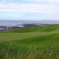 Photo taken at Ballybunion Golf Club by Michael K. on 8/20/2012