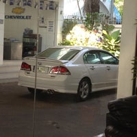 Photo taken at Chevrolet Surin by SodaZa S. on 3/7/2012