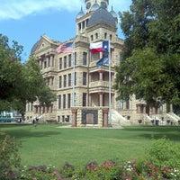 Photo taken at Denton, TX by Kerry T. on 8/25/2012