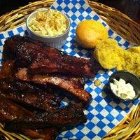 Photo taken at Smoke N Bones by Steve P. on 4/18/2012