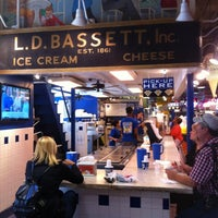 Photo taken at Bassett's Ice Cream by Kevin C. on 6/6/2012