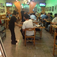 Photo taken at El Chivito D' Oro by Alejandro R. on 9/7/2012