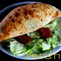 Photo taken at Prestíssimo Pizza Bar by Prestíssimo Pizza Bar on 8/2/2012