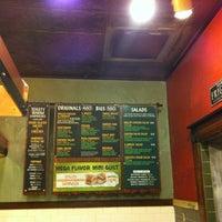 Photo taken at Potbelly Sandwich Shop by Chris R. on 4/1/2012