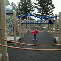 Photo taken at Cousler Park by Jenette H. on 3/3/2012