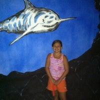 Photo taken at GlowGolf by Jeff S. on 8/4/2012