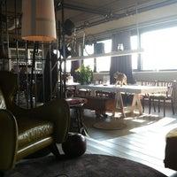 Das Foto wurde bei 25hours Hotel Wien beim MuseumsQuartier von Heinz G. am 4/17/2011 aufgenommen