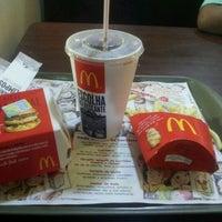 Photo taken at McDonald's by Leonardo C. on 1/4/2012