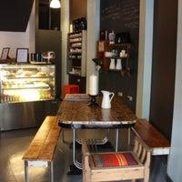 Photo taken at Sur Bourke Espresso Bar by David I. on 6/2/2011
