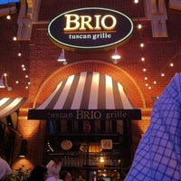 Photo taken at Brio Tuscan Grille by Bobby D. on 9/15/2011