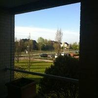 Photo taken at Ridderburgpark by Rob S. on 4/27/2012